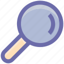 find, magnifier, search, zoom, zoom in, zoom out icon