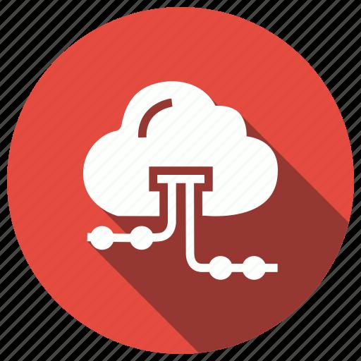 cloud, share, sharing, storage icon