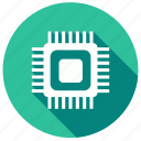 chip, computer, cpu, processor icon