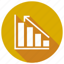 analytics, chart, diagram, graph icon