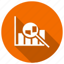 file, graph, project, report icon