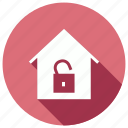 home, openhome, unlock, unlockhome icon