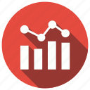 analysis, analytics, diagram, statistics icon