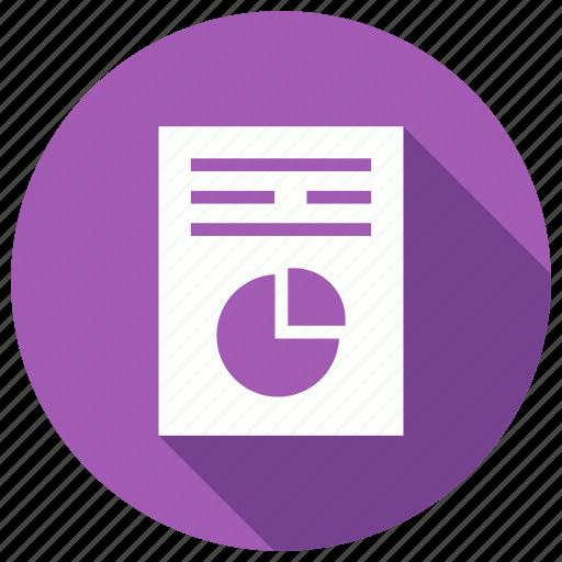analysis, analytics, chart, report icon