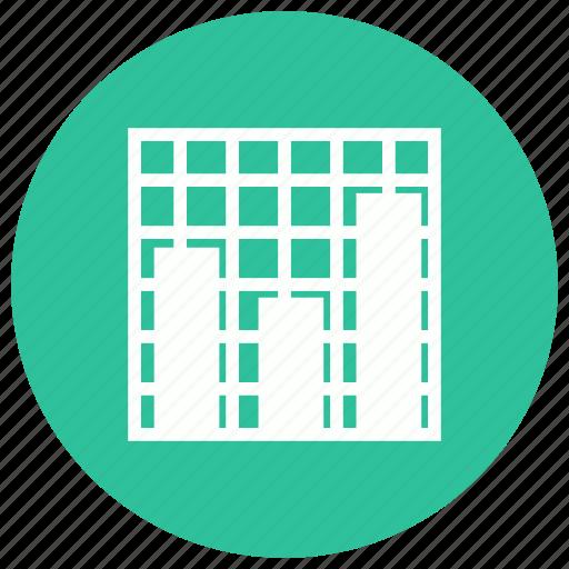 analytics, bar, graph, infographic, statistics icon