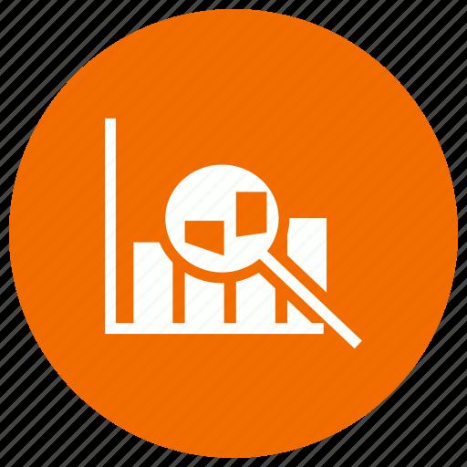 file, graph, project, report icon