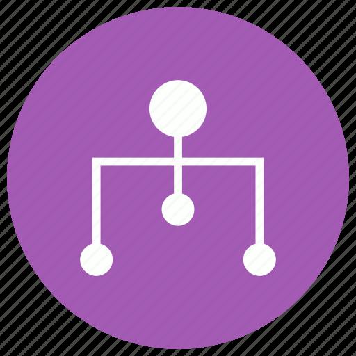 communication, network, share, sharing icon