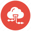 cloud, share, sharing, storage icon