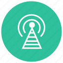 signal, station, tower, antenna