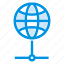 global, globe, online, share icon