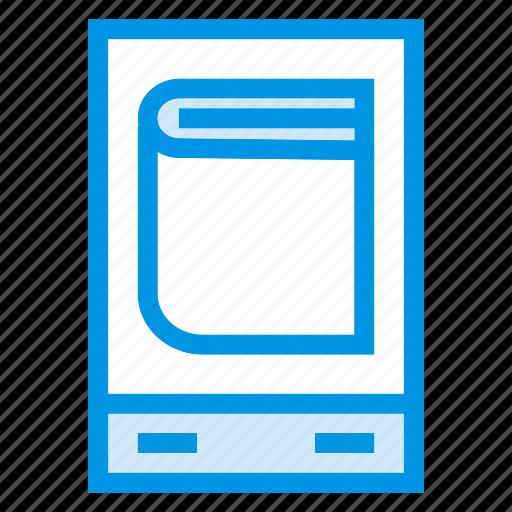 book, call, e, mobile, phone, phonebook icon