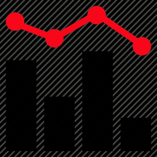 analytics, bargraph, graph, statistics icon