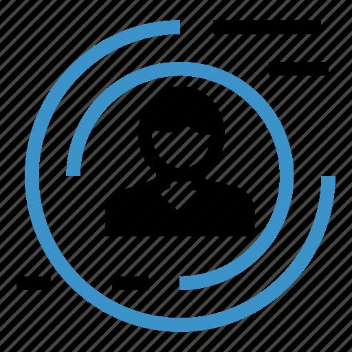 avatar, man, people, user icon