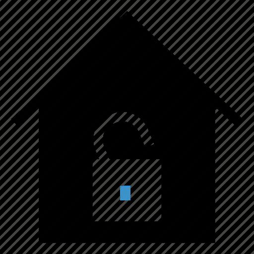home, openhome, unlock, unlockhome icon