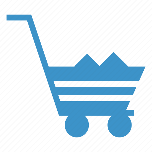 basket, cart, shoppingcart, trolley icon