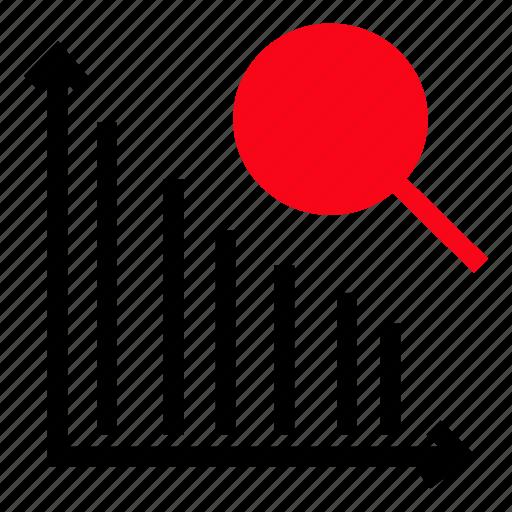 analytics, diagram, diagramme, graph icon