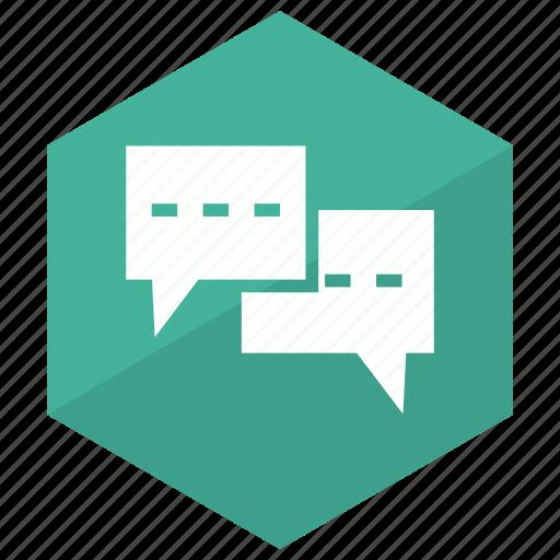 bubble, chat, comments, communication icon