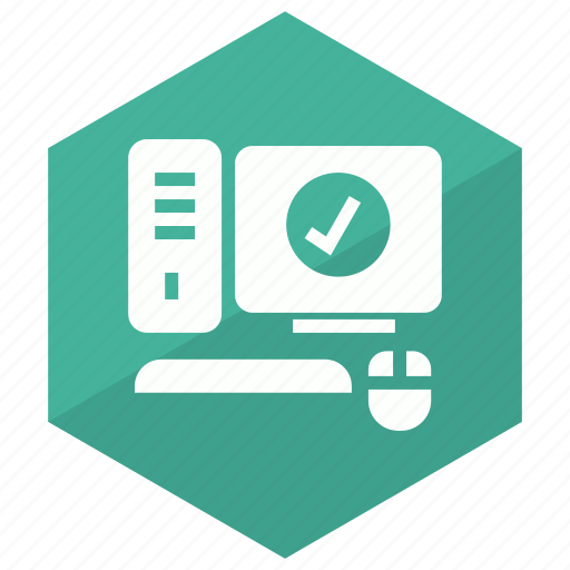 click, computer, laptop, mouse icon