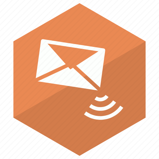 envelope, letter, mail, message icon