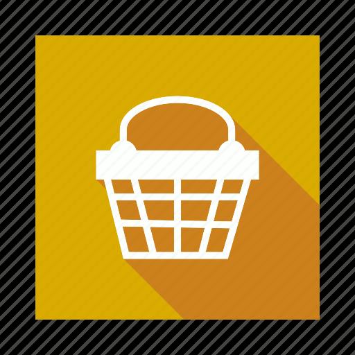 basket, cart, ecommerce, shopping icon