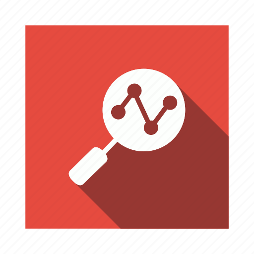 analysis, find, search, seo icon