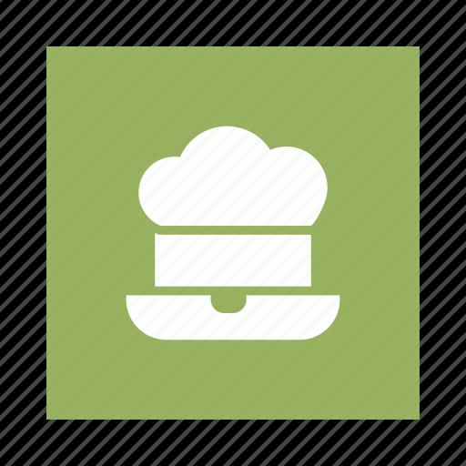 cloud, internet, laptop, pc icon