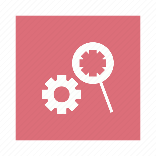 Business, keywork, magnifier, search icon - Download on Iconfinder