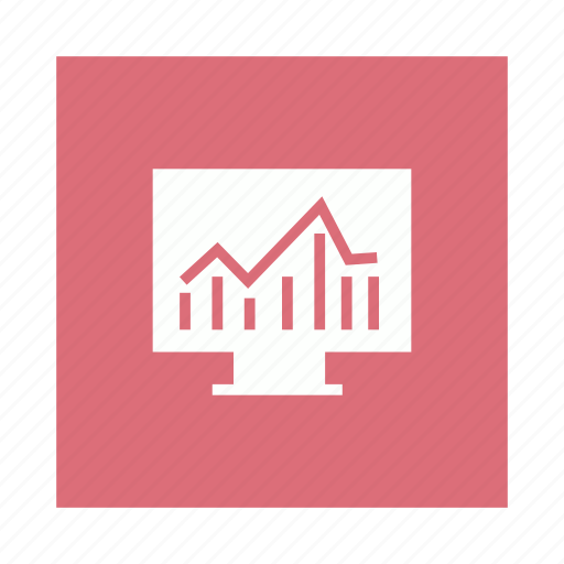 business, online, report, reporting icon
