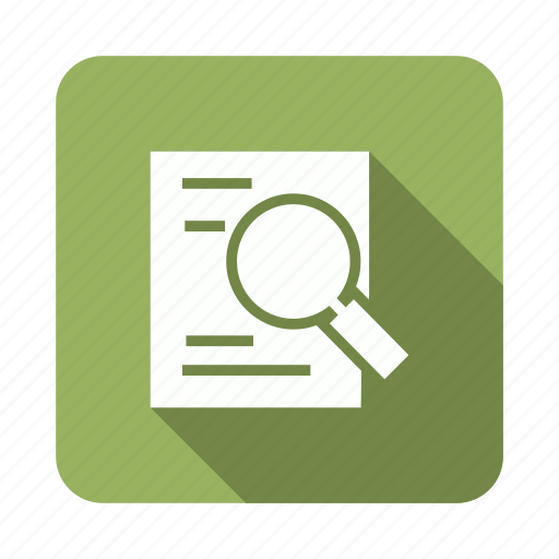 Analysis, find, monitoring, search icon - Download on Iconfinder