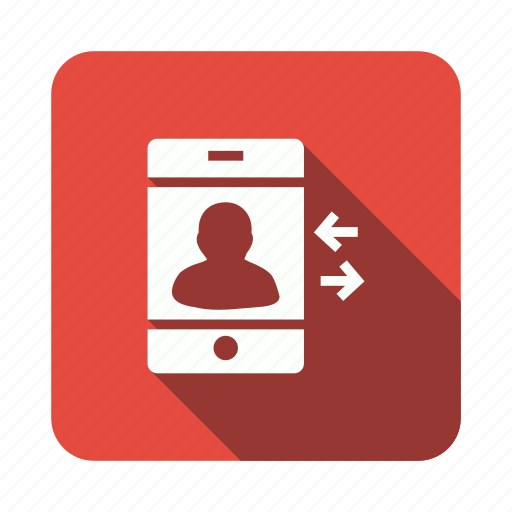 call, incoming, mobile, phone icon