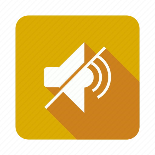 microphone, mute, silence, sound icon