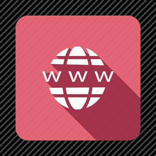 earth, global, globe, internet icon
