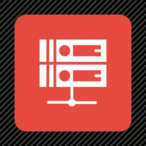 Database, hosting, server, storage icon - Download on Iconfinder