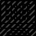 analytics, binary, computer, data, pc icon