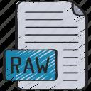 analytics, data, document, file, format icon