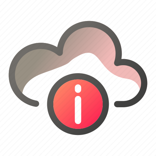 cloud, computing, data, info, network, support icon