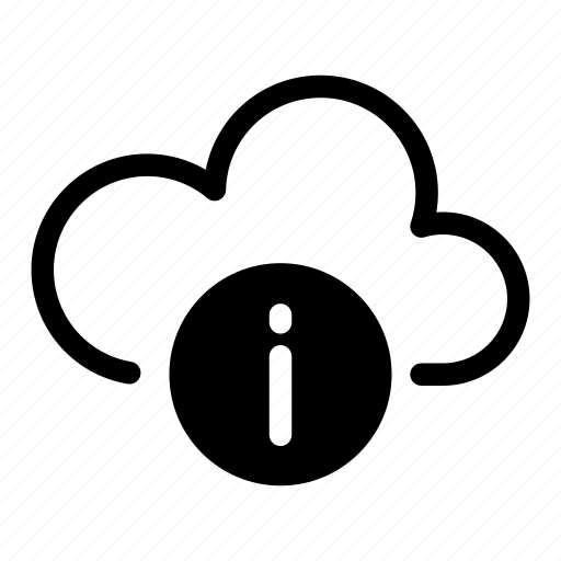 Cloud, computing, data, info, internet, network, server icon - Download on Iconfinder