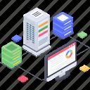 bar chart, data analytics, data graph, data statistics, vdata infographic icon