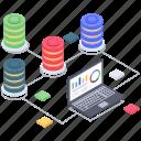 data analytics, data chart, data graph, data growth, data infographics icon