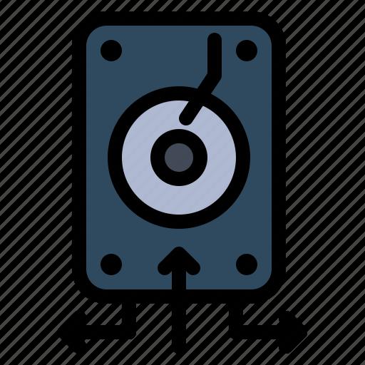 Backup, data, file, server, storage icon - Download on Iconfinder