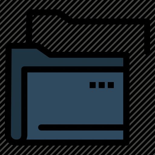Data, folder, network, server icon - Download on Iconfinder