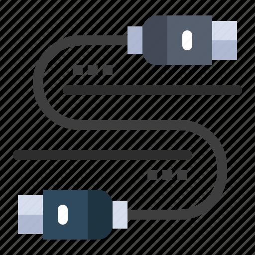 cable, sata, server, share icon