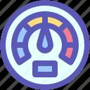 speedometer, speed, gauge, power