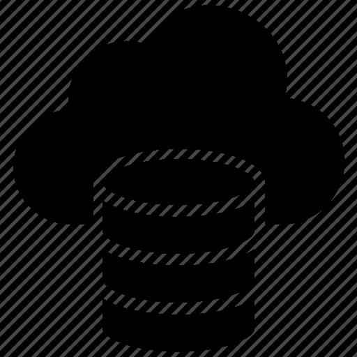 Cloud computing, cloud database, cloud hosting, cloud storage, sql server icon - Download on Iconfinder