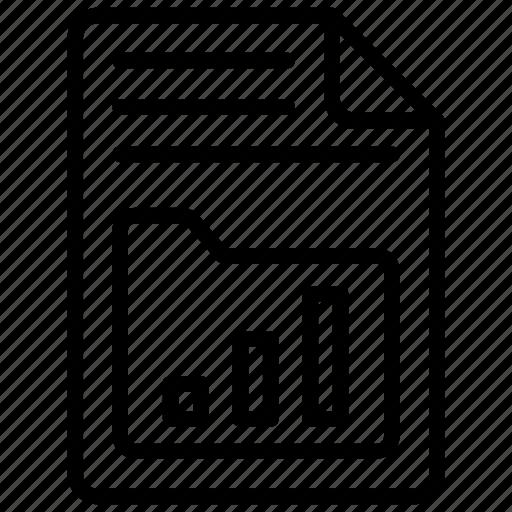 Analytics monitoring, data analysis, data visualization, predictive analytics, statistical report icon - Download on Iconfinder