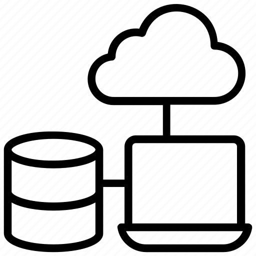 Cloud computing, cloud controls, cloud data, cloud information, cloud network icon - Download on Iconfinder