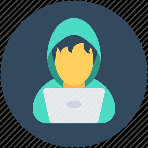 developer, freelancer, programmer, user, web developer icon