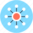 network, network grid, networking, sharing, web icon