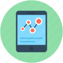 mobile, analytics, infographic, online graph, mobile graph