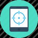 crosshair, digital marketing, mobile, mobile marketing, smartphone